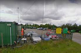 Pyke Quarry (Horsley) Recycling Centre - Notice of temporary closure