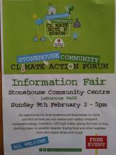 Climate Action Forum - Stonehouse Information Fair